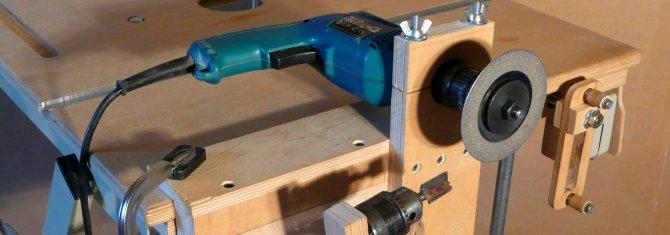 Делаем ручной фрезер из дрели – простое устройство, которое сможет сделать каждый