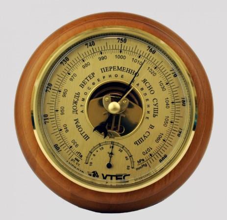 Что такое барометр