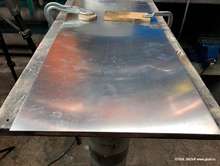 Полировка нержавейки до зеркального блеска своими руками - всё про металл и металлообработку