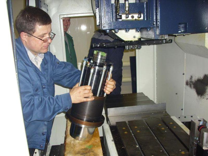 Техническое обслуживание токарно-винторезных станков