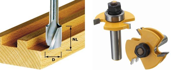 Пазовые фрезы: по дереву и металлу, прямые фрезы для ручного фрезера и пальчиковые, с хвостовиком 8 мм, длинные и другие фрезы