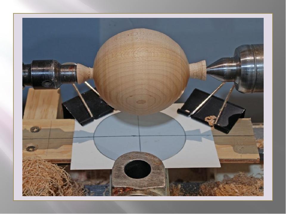 Изделия на токарном станке по дереву — видео, фото, чертежи