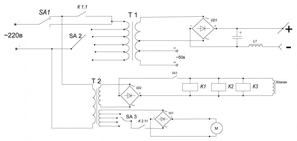 Самодельный сварочный полуавтомат из инвертора: как собрать своими руками, инструкции, схемы