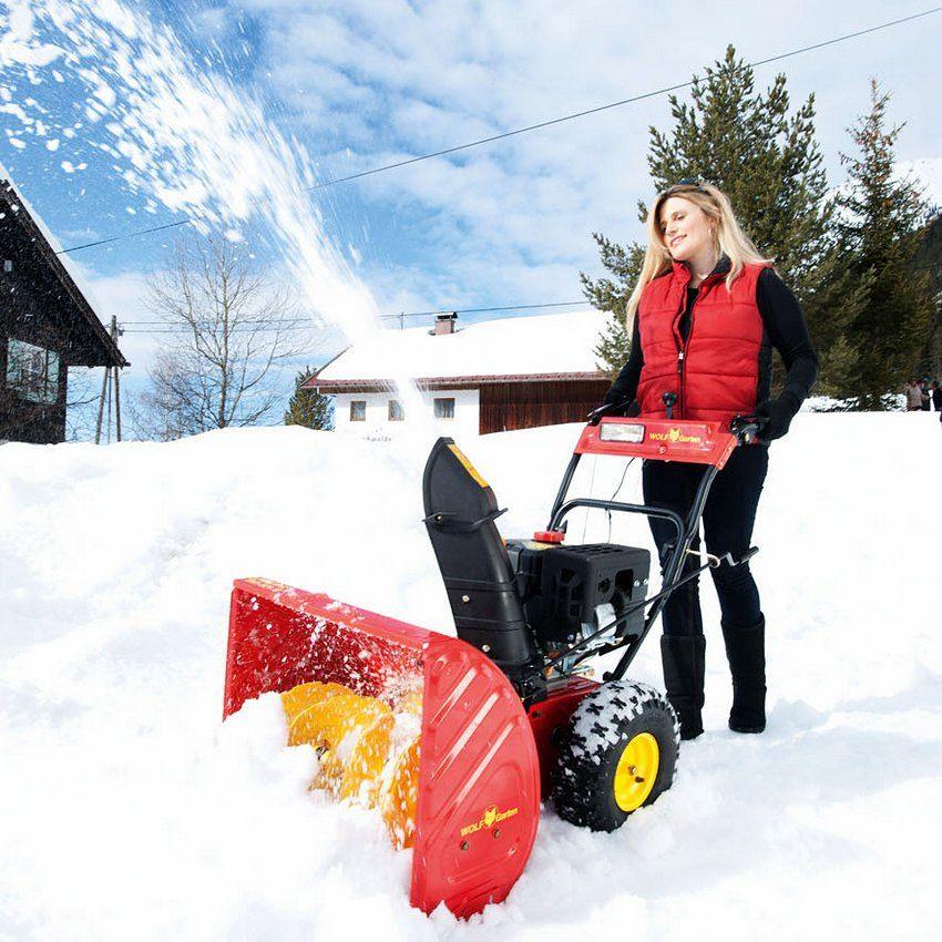 Сравниваем бензиновый и электрический снегоуборщик - что лучше