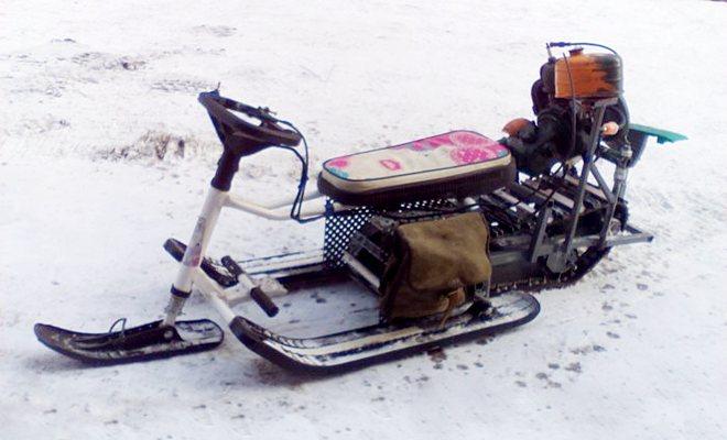 Самоделки из бензопилы: лодочный мотор, пилорама, газонокосилка, снегоуборщик, картинг и другие