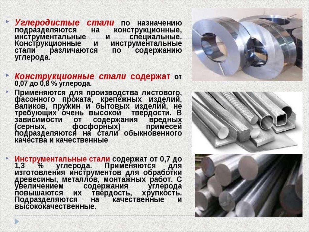 Сталь марки 09г2с: характеристики