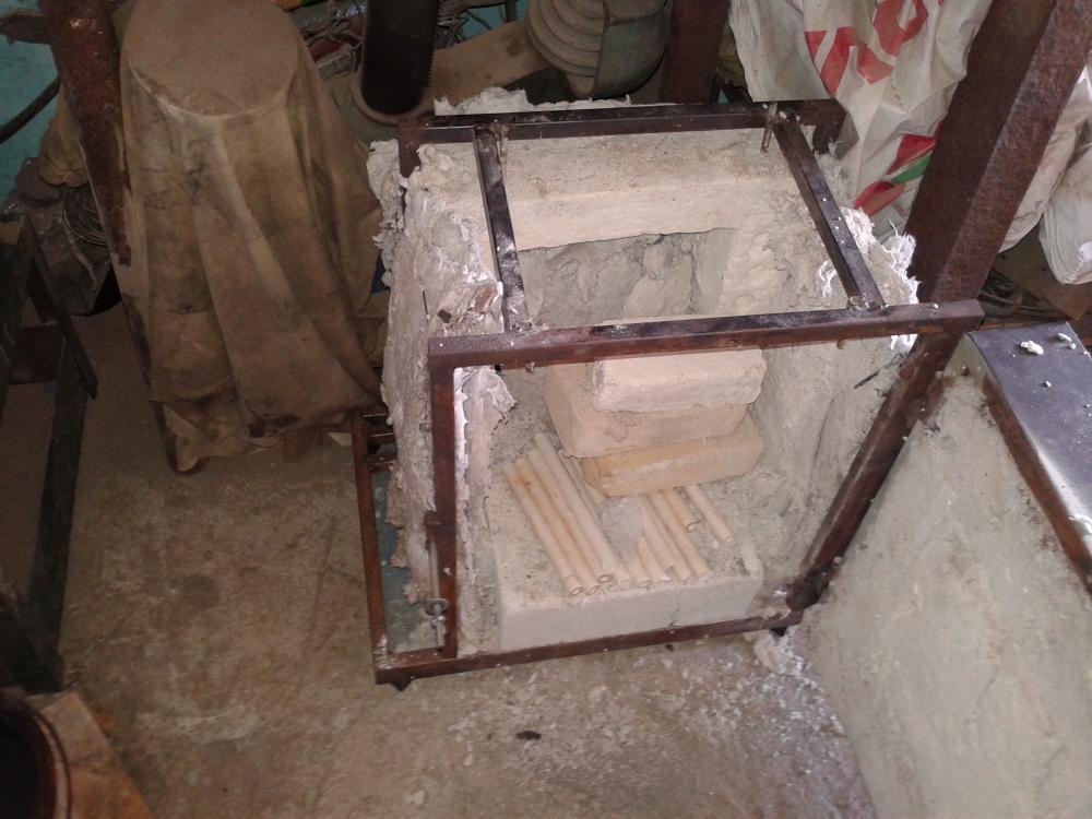 Печь для закалки металла своими руками: индукционный муфельный прибор для плавки алюминия и золота