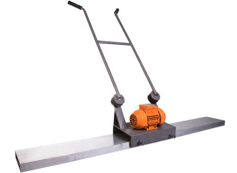 Виброрейка для укладки бетона своими руками - сделай своими руками