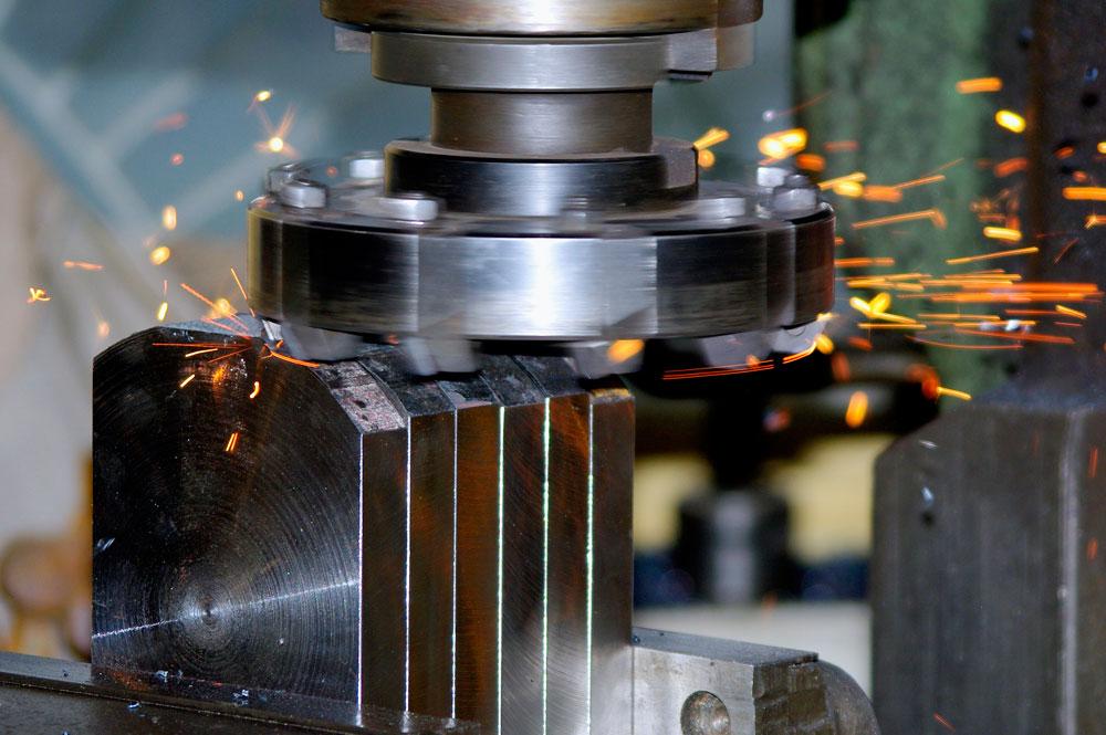 Особенности фрезерной обоработки металла