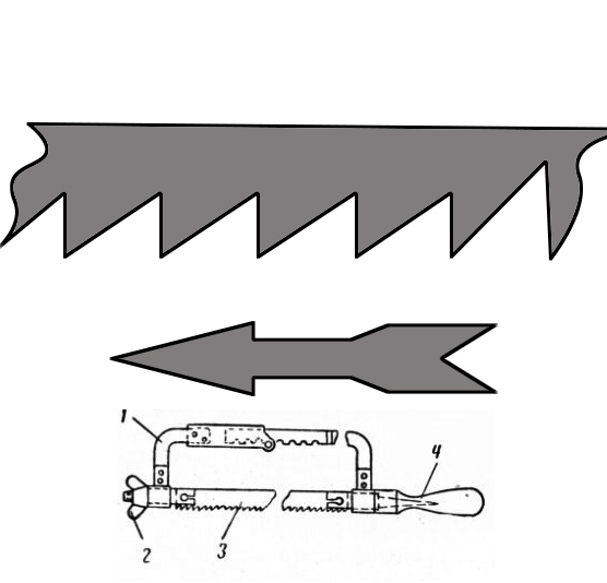 Ножовка по металлу: гост, виды полотен, эксплуатация, изготовление