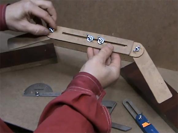 Малка устройство и назначение приемы работы. малка-угломер. незаменимый транспортир строителя. как пользоваться малкой - пошаговая схема