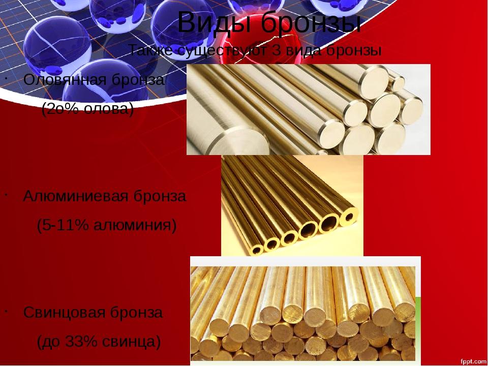 Какой состав сплава бронзы: свойства металла, изготовление и применение