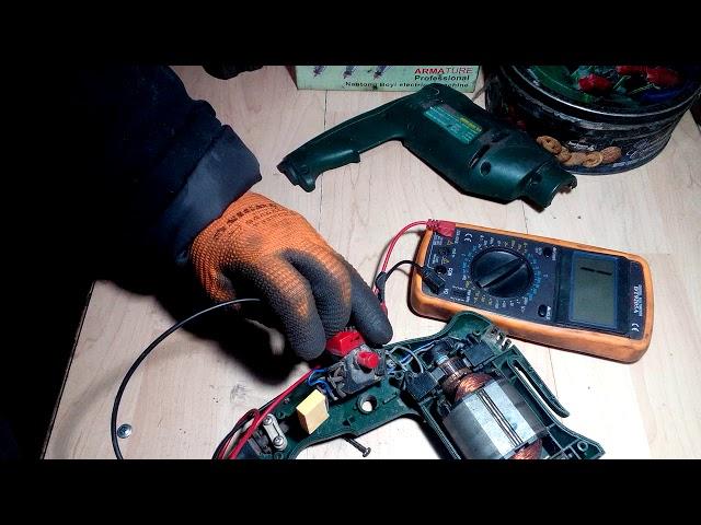 Как отремонтировать коллектор электродрели своими руками - stepmeb.ru