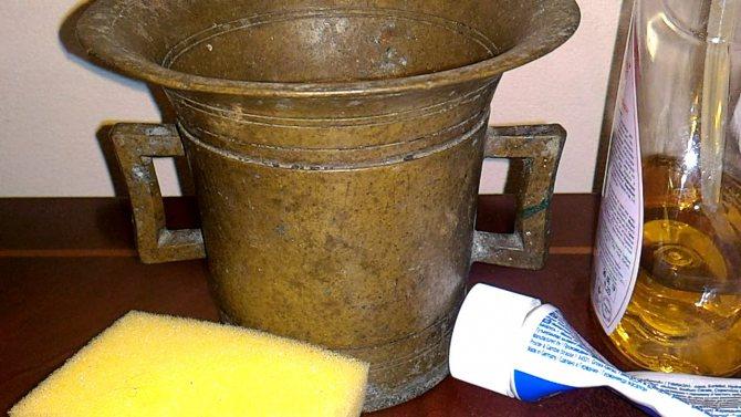 Как почистить медь? – от окисления и черноты в домашних условиях