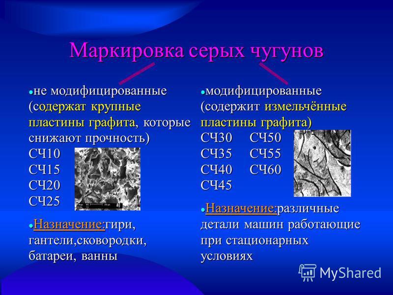 Чугун. что такое чугун? свойства, состав, получение и применение