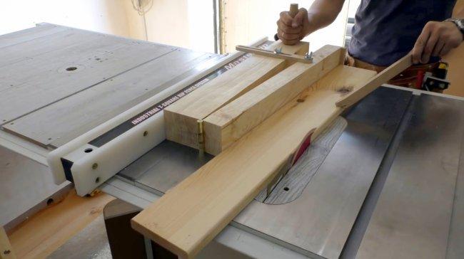 Направляющая шина для циркулярной пилы