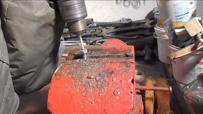 Как соединить гибкий вал с двигателем