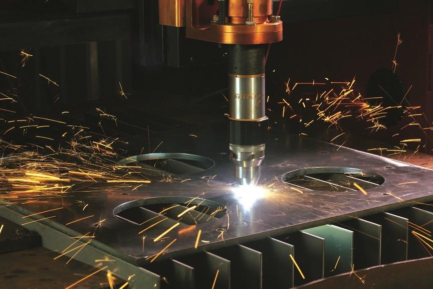 Плазменная резка — как работает плазморез по металлу