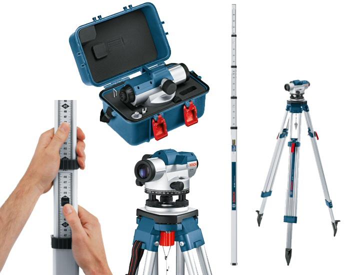 Нивелир: оптические и лазерные приборы, как пользоваться