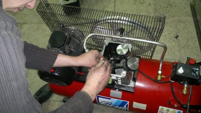 Какой компрессор выбрать для гаража и автомобиля