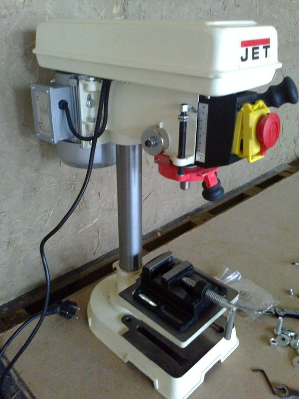 Настольный сверлильный станок Jet JDP 8l