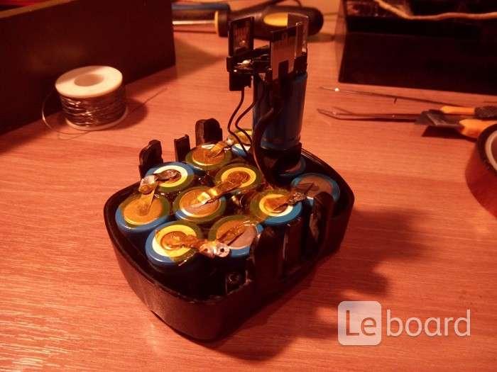 Умершая батарея не оправдание лени: воскрешаем аккумулятор шуруповёрта