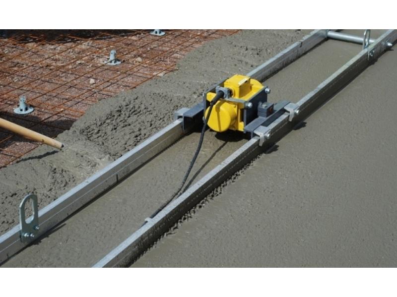 Делаем виброрейку для укладки бетона