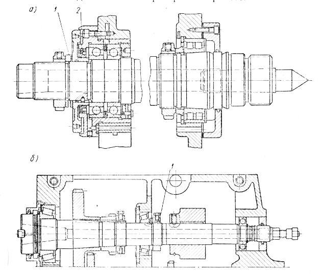 Принцип работы шпиндельного двигателя