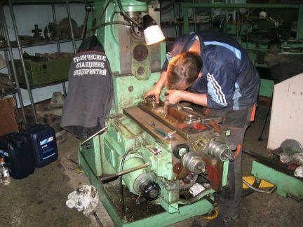 Ремонт металлорежущих станков. основные положения системы пнр. виды ремонтов и технического обслуживания