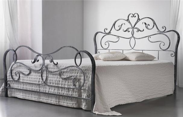 100 лучших идей дизайна — кованные кровати фото
