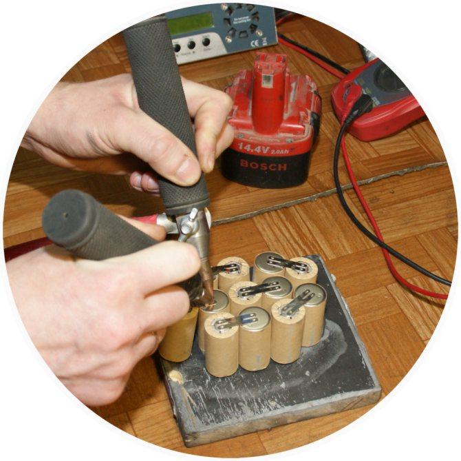 Ремонт аккумулятора шуруповерта своими руками в домашних условиях: как восстановить, li-ion батареи, замена банок ni-cd, как реанимировать