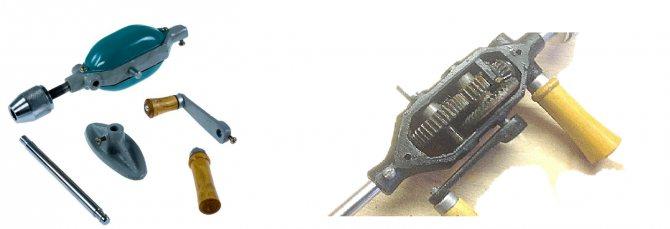 Ручные дрели и актуальность применения устаревших инструментов