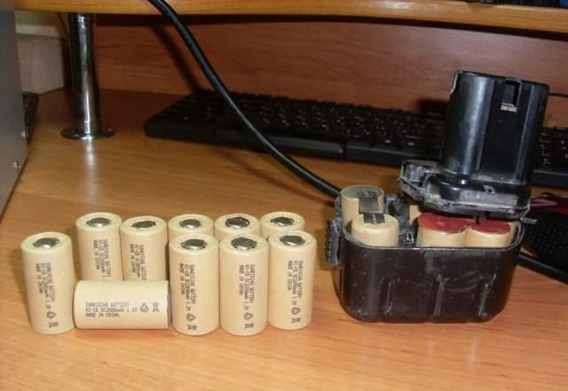 Как реанимировать аккумулятор шуруповерта в домашних условиях своими руками: советы специалистов