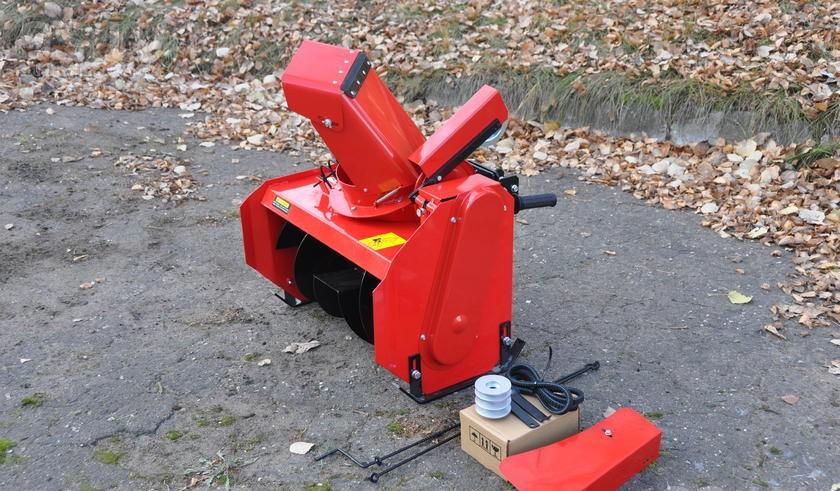 О снегоуборочном мотоблоке: насадка снегоуборщик для мотоблока, как сделать