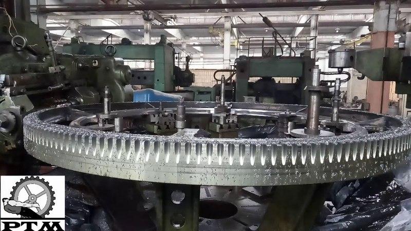 Шестерни с внутренним зацеплением: применение, изготовление, особенности | статьи и новости ооо «завод спецстанмаш»