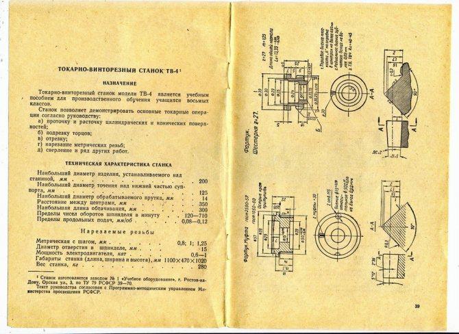 Ит-1м токарный станок: технические характеристики, паспорт, эксплуатация