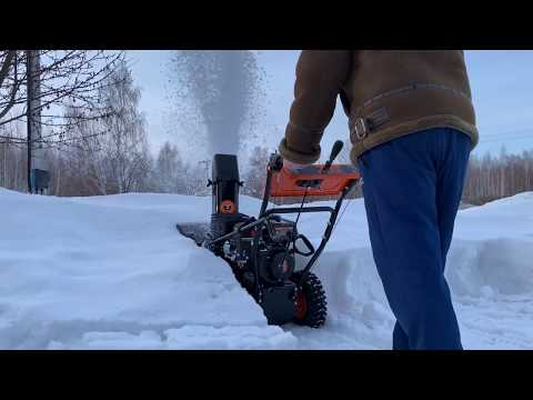 Снегоуборщики huter или снегоуборщики patriot — какие лучше