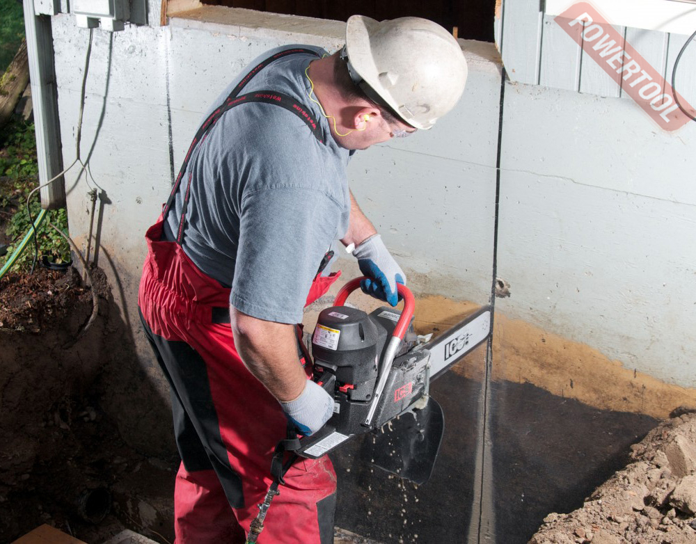 Пилы для резки бетона (бензорезы)