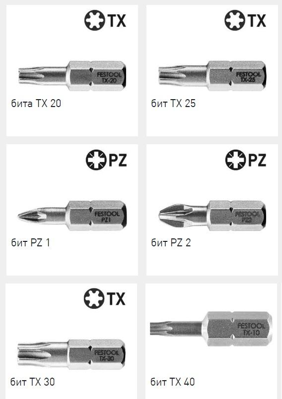 Виды бит для шуруповерта: классификация с характеристиками, обзор лучших моделей с их плюсами и минусами