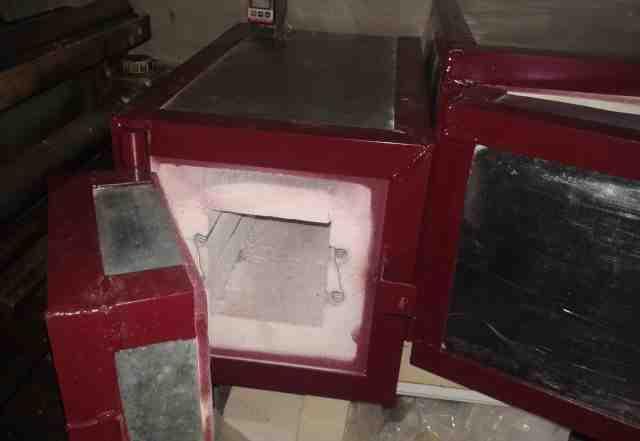 Печь для обжига глины своими руками - 3 лучших способа изготовления