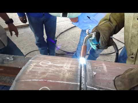 Как научиться варить полуавтоматом – часть первая