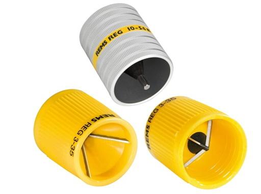 Гратосниматель для труб. чистота и аккуратность соединений