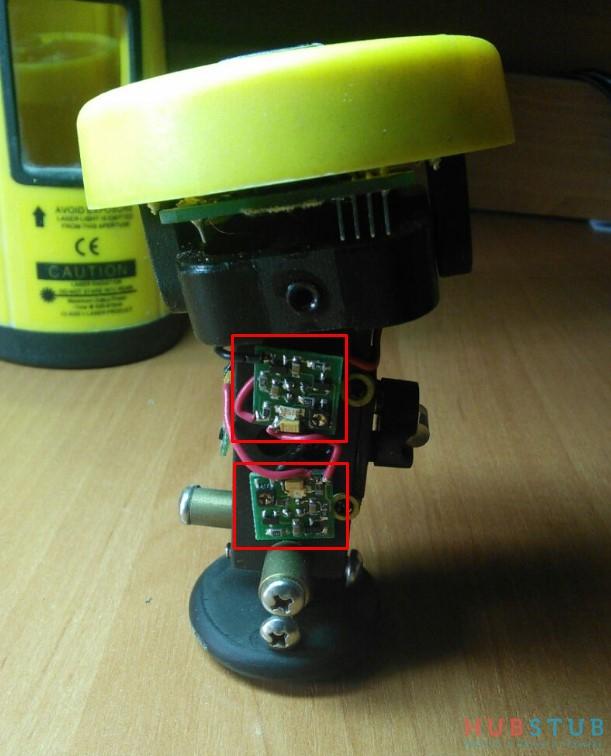 Ремонт распространенных поломок лазерного уровня