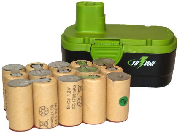 Переделка шуруповерта на литиевые аккумуляторы - в подробностях