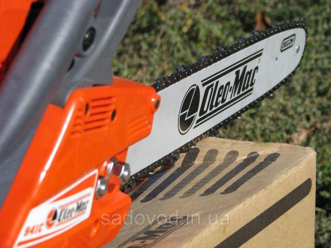 Бензопила oleo mac 941(c,cx)(16″) — бытовые модели с профессиональными возможностями