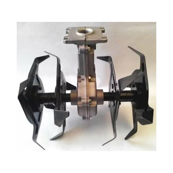 Культиваторные насадки для бензокос — технические характеристики