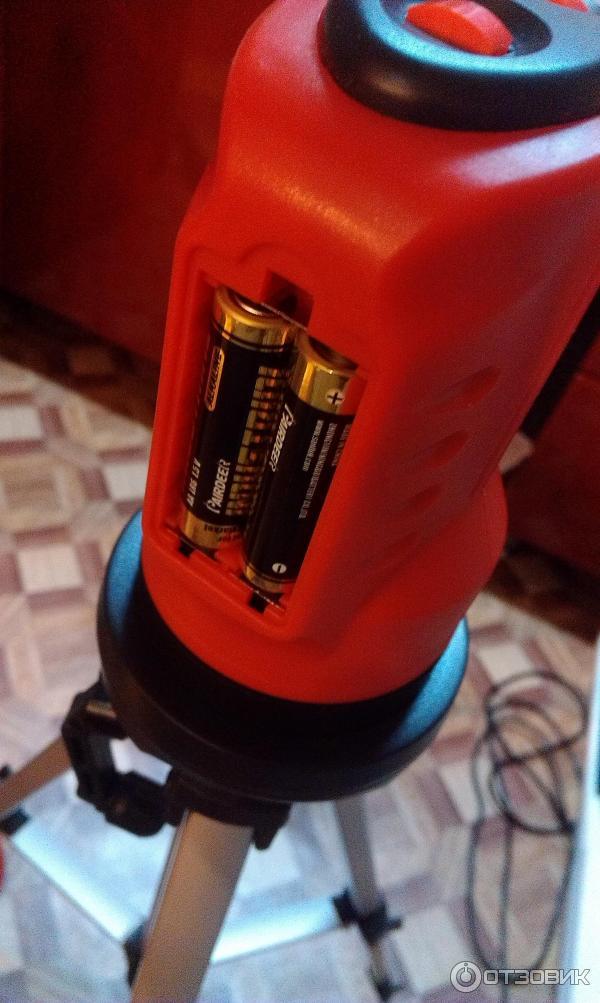 Самостоятельный ремонт лазерного уровня