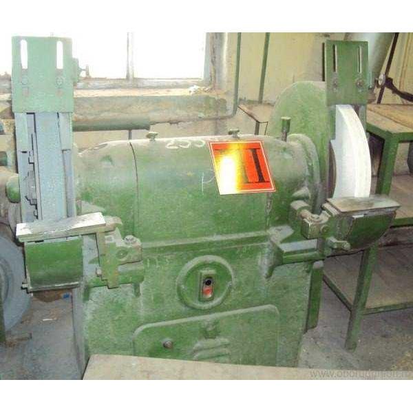 Точильно-шлифовальный станок 3б634: технические характеристики