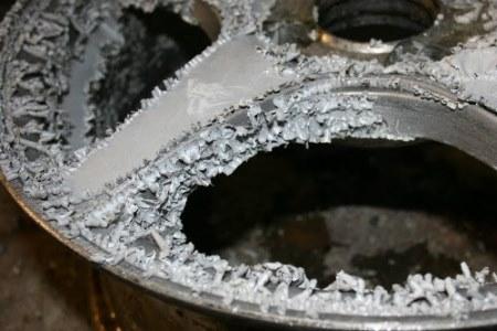 Чем почистить алюминий до блеска | все про металл