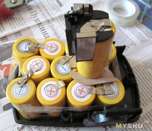 Замена аккумулятора у шуруповерта: процедура, возможные альтернативные варианты